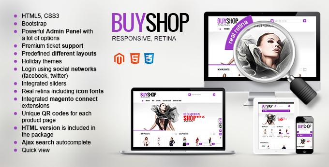 Buyshop Prestashop theme's image