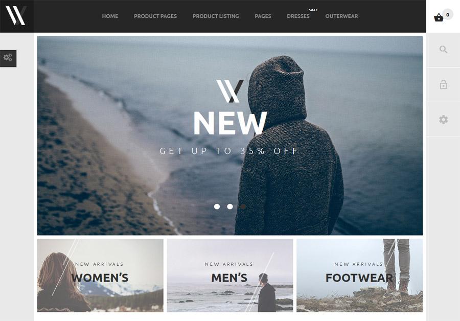 Styler PrestaShop Website Theme's image