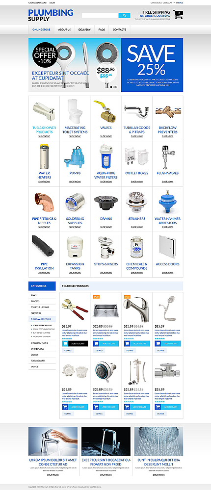 Plumbing-supply-website-template