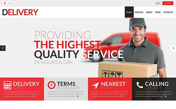 Delivery-Services-template