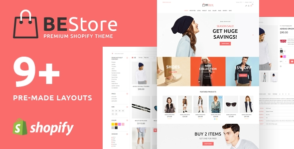 Bestore Shopify theme image