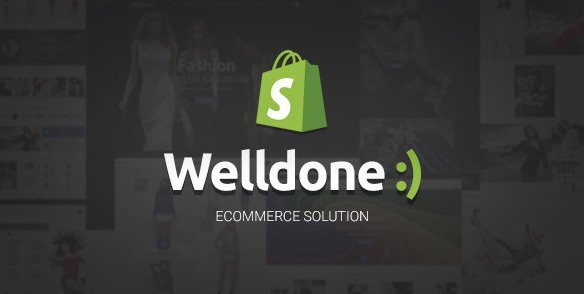 Welldone theme image