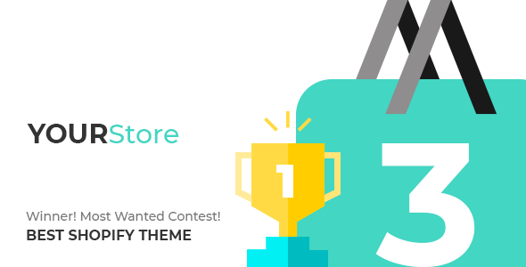 YourStore Shopify theme Version 3
