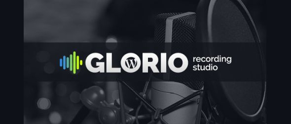 WordPress theme GLORIO