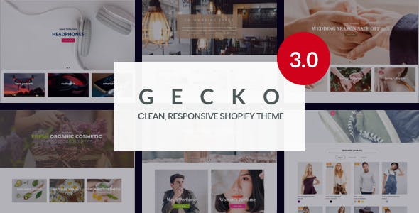 Image - GECKO Shopify Theme