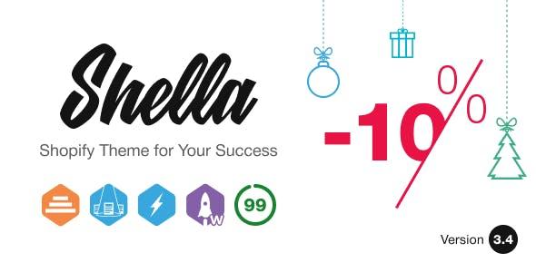 Image - Shella Shopify theme