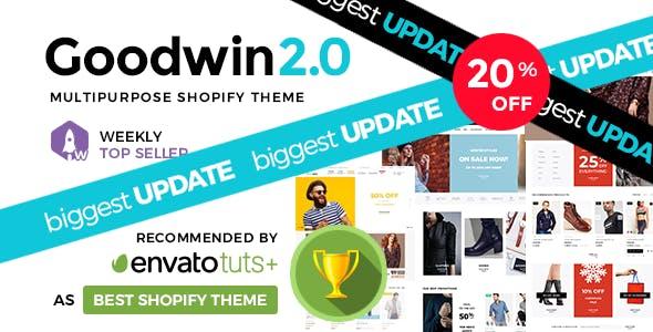 Goodwin Shopify theme