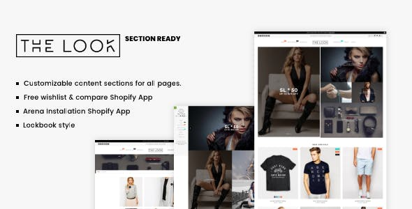 Image - The Look Shopify theme