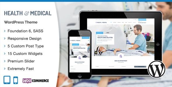 Health and Medical WordPress