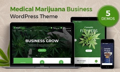 The theme Medical Marijuana