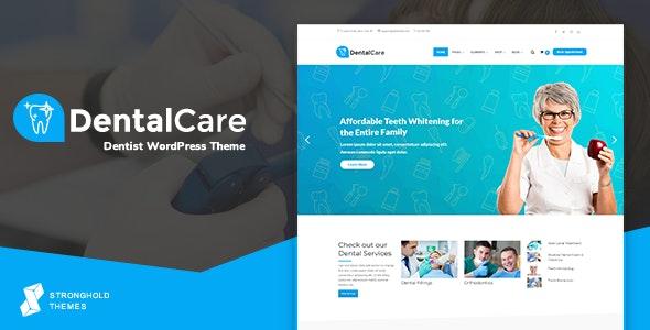 Image - Dental Care WordPress theme