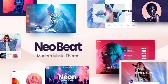 NeoBet WordPress theme