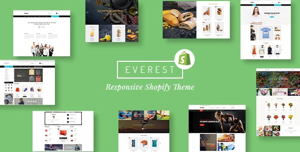 Everest Shopify theme