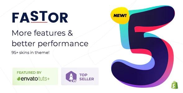 Fastor - Shopify theme