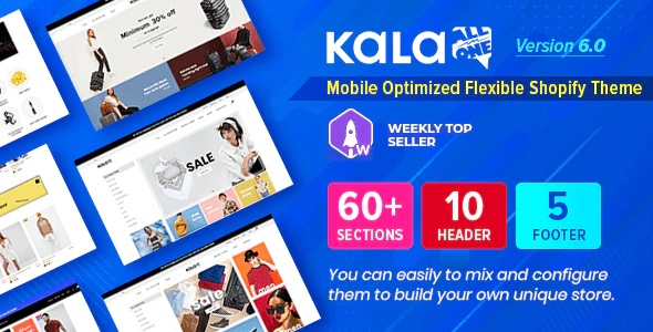 Kala Shopify theme