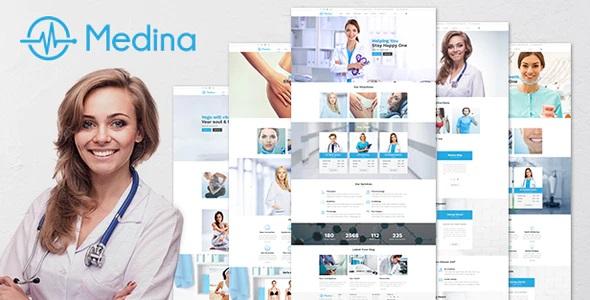 Medina WordPress theme