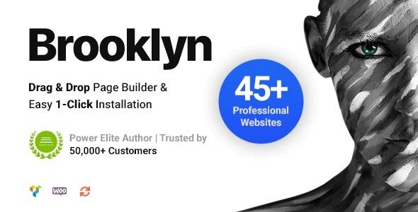 Brooklyn WordPress