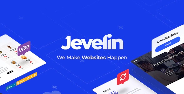 Jevelin WooCommerce theme